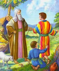 иосиф и отец