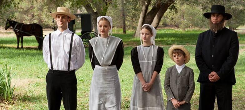 семья амиш