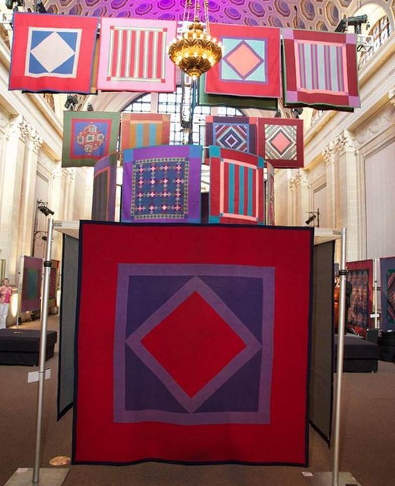 образцы амишских одеял