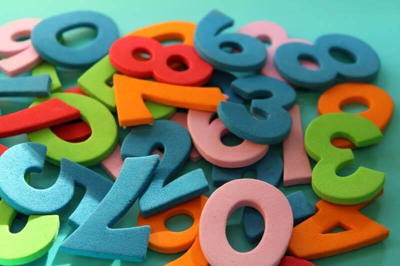 magic number в лоскутном шитье