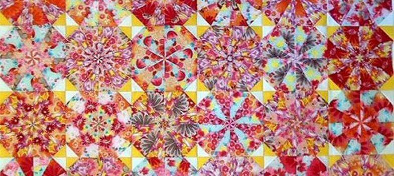 восьмиугольный калейдоскоп 4