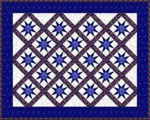 диагональные блоки с разделительными полосами