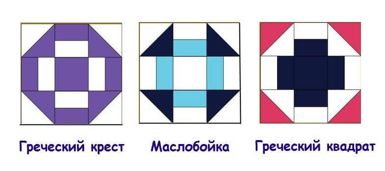 вариации блока маслобойка