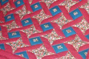 мое одеяло со Звездой дружбы