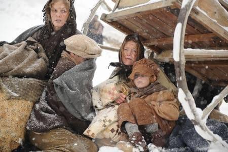 американские пионеры, кадр из фильма 17 чудес